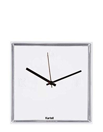 orologio da parete kartell OROLOGIO DA PARETE KARTELL TIC & TAC BIANCO