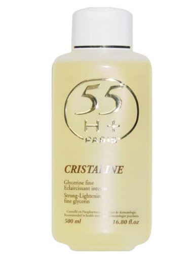 55H + Cristaline Strong Lightening Glycerin 16.80 oz