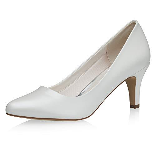 Rainbow Club Zapatos de novia Beautiful Lady – Zapatos de tacón para...