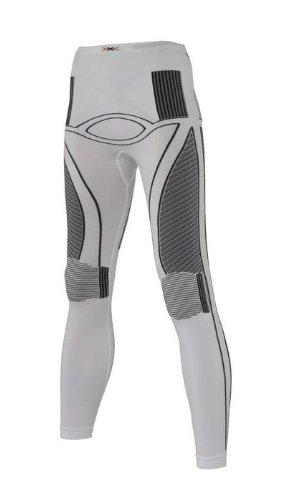 X Bionic - Energy Accumulator Pant W - Blanc/Anthra - L - Blanc/Anthra