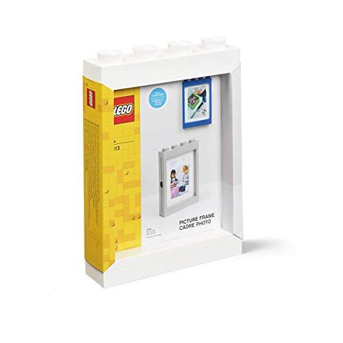 Marco de Fotos de Lego en Color Blanco (#41131735)