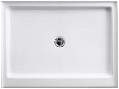 Kohler K-9026-47 Purist Shower Base, Almond