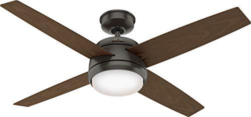 Hunter Oceana Indoor / Outdoor Ceiling Fan with...