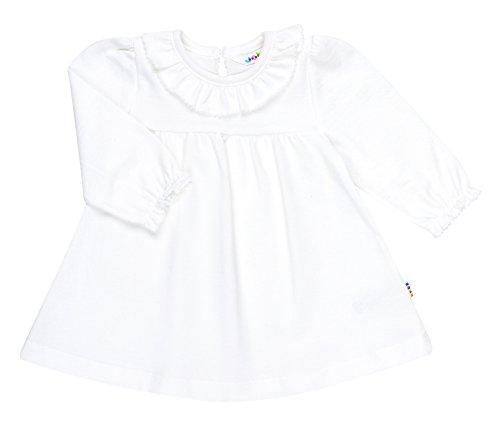 Joha Baby Taufkleid festlich, Größe:68-74, Farbe:weiß