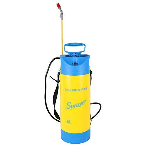 HAOT Bomba presión 5L / 8 litros Acción Pulverizador
