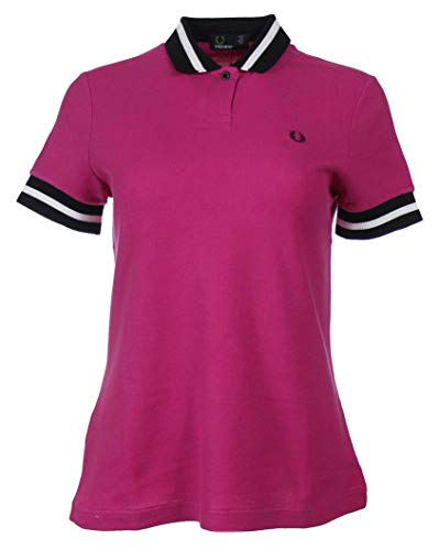 Fred Perry Damen Polo - Pink - G3118 (38)