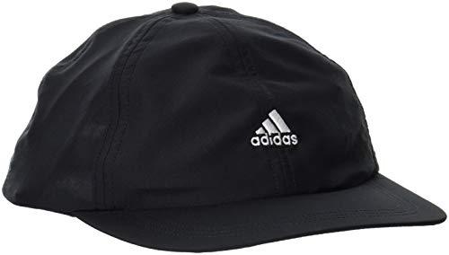 adidas GM4521 Run LT PB Hat Unisex-Adult Black/Black/White OSFW