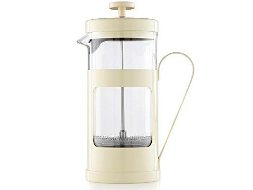 La Cafetiere - MN081500 - Monaco Kaffeebereiter edelstahl - creme - 8 cup
