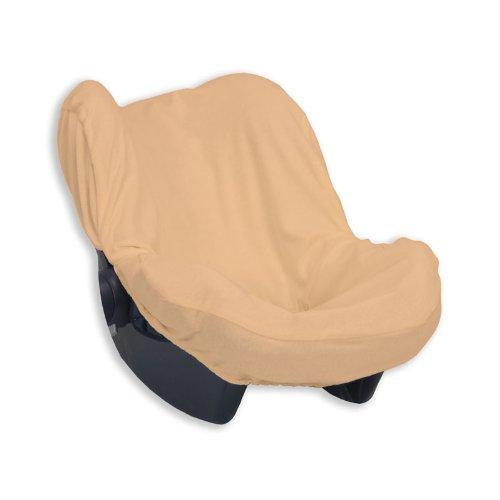 Bolin Bolon Housse de protection universelle pour siège auto groupe 0 En éponge 100 % coton - Orange
