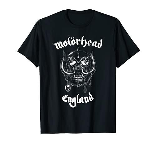 Motörhead - England Camiseta