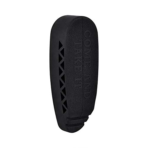 Pridefend Rubber Combat Butt Pad, Non-Slip Recoil Pad for 6 Position Stock