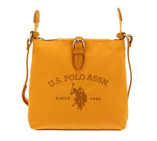 U.S. POLO ASSN. Patterson Crossbody Bag Yellow