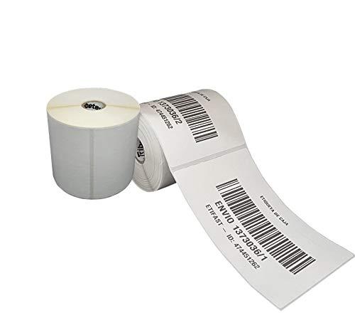 Etiqueta Zebra  marca Ribetec