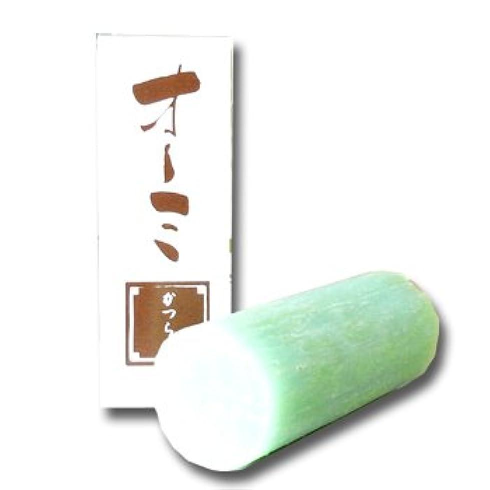 ミッション有名支援する島田商店 花丁字 オーミ 鬢付け油 スティック かつら用 無香料【固練り】