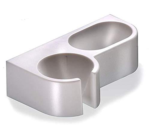 BAMIX Eintauch-Handmixer Wandhalterung - weiß - kompatibel mit jedem Bamix Tauchmixer - perfekt zum Aufbewahren und Präsentieren Ihrer Bamix Tauchmixer