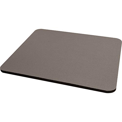 Fellowes 29702 - Alfombrilla estándar para ratón, 22.9 x 20.3 x 0.5 cm, Color Gris