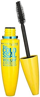 Maybelline The Colossal Volum Express Waterproof Mascara (Black) 10ml with Ayur Product in Combo