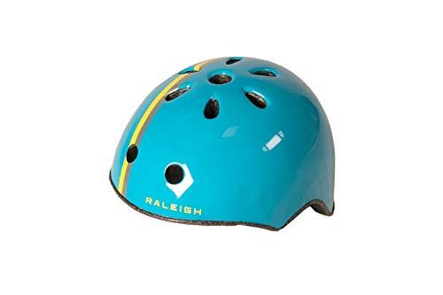 Raleigh Propoganda Casco de Ciclismo, Azul, 50-54 cm