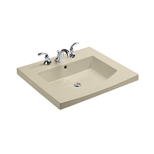 Kohler Waschbecken für Waschbecken/Waschbecken, gewölbt, 20,3 cm, 2956-8-47