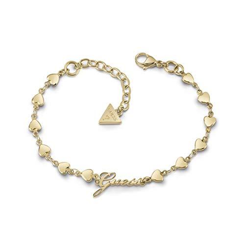 Guess Damen Gliederarmbänder Vergoldet - UBB28007-S