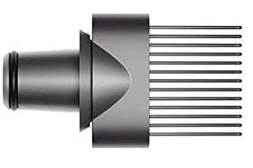 Dyson Wide Tooth Comb Attachment (Iron) for Supersonic Hair Dryers, Part No. 969748-01
