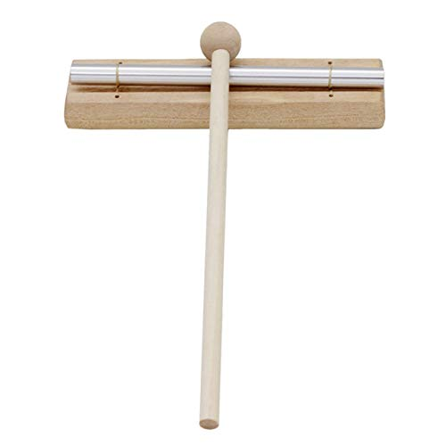 EmNarsissus Single Tone Windspiele mit Mallet Sound Crisp Educational Musical Orff Percussion Instrument