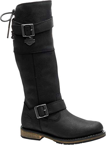 Harley-Davidson Women's Kirtland 14-Inch Motorcycle Boots