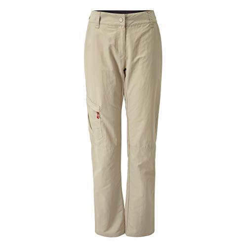 Gill Womans UV Tec Trousers 2019 - Khaki 10