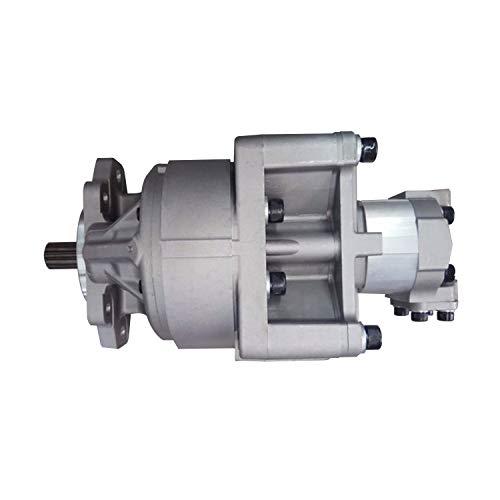 Pompa Idraulica 705-52-40130 7055240130 Gruppo Pompa per Pala Gommata Komatsu Wf450-3 Wf450-3 Wa450l-3 Wa450-3A Wa450-3A-Tn Wa470-3