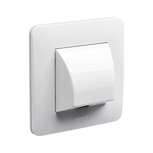 Debflex 742910 Casual Leitungsauslass, weiß glänzend
