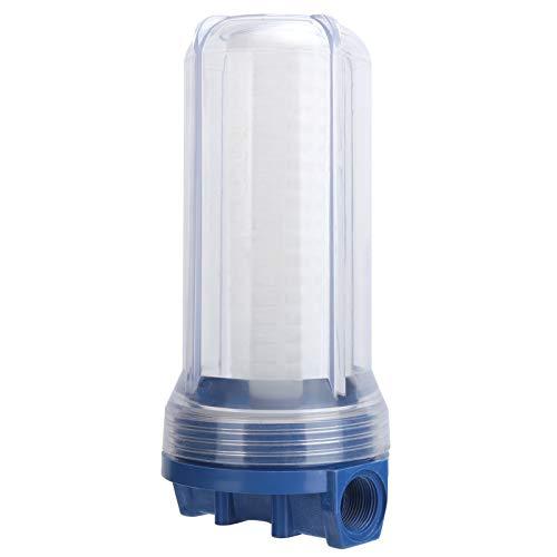 FOLOSAFENAR Filtro de Agua de Pollo fácil de Limpiar Durable en Uso Evita Las Fugas de Agua Filtro de impurezas Filtro de Agua Potable de Conejo, para Pollos