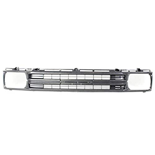 OE Replacement Toyota Pickup Grille Assembly (Partslink Number TO1200137)