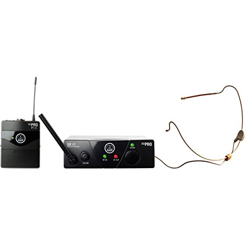 AKG WMS 40 Mini complete set ISM2 incl. headset microfoon