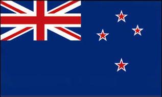 Yantec drapeau nouvelle zélande - 150 x 250 cm