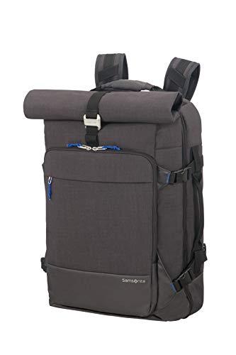 Samsonite Ziproll - Duffle/Backpack Small - Three-Way Board Case Suitcase 55 cm, Shadow Blue (Blue) - 116879/1791