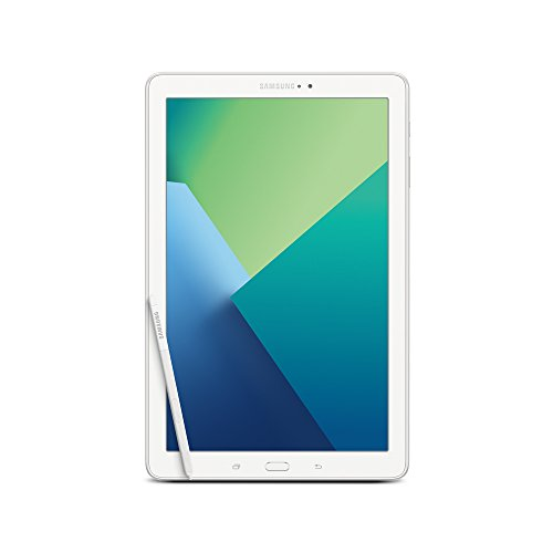 Samsung Galaxy Tab A with S Pen 10.1'; 16 GB Wifi Tablet (White) SM-P580NZWAXAR
