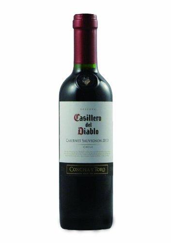 Vinho Casillero Del Diablo Cabernet Savignon 375ml