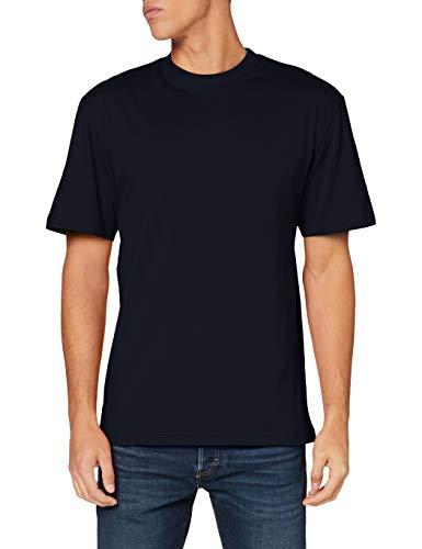 Urban Classics Herren T-Shirt Tall Tee, Farbe navy, Größe 6XL