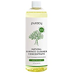 Puracy All Purpose Cleaner Concentrate, Household Natural Multi-Surface Solution