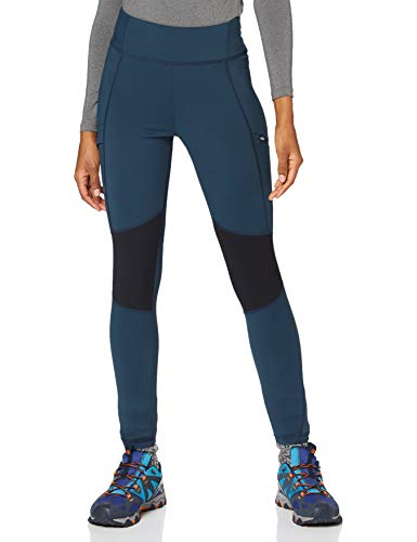 Millet Kalymnos Cordura Tight W Leggings, Orion Blue, L Womens