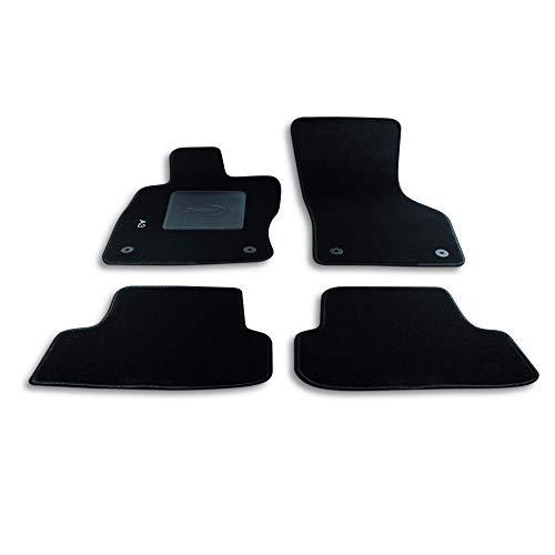 Bottari 39025 Set de 4 tapis de sol sur mesure en velours pour A3 2012 - ....