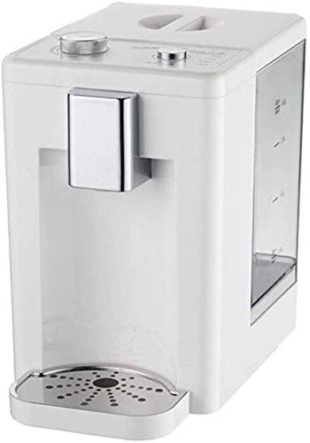 Instant Water Dispenser kokend water, No Liner Verwarming 3 seconden Boiling Binnenlandse Zaken Quick-verwarmen Water Dispensers Met kinderslot, energiezuinig, 3.2L Capaciteit van de Watertank LQH