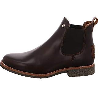 Panama Jack Giordana Igloo Chelsea Boots, Braun
