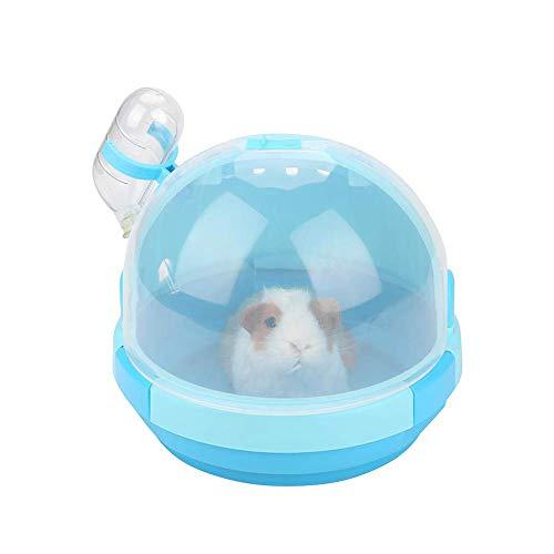 LXB Étui de Transport Portable pour Hamster, Cage de...