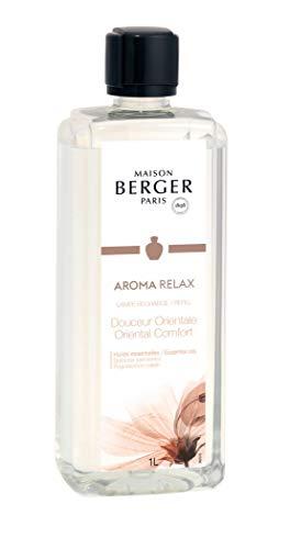 Lampe Berger Raumduft Nachfüllpack Aroma Relax Douceur Orientale / Orientalische Sanftheit 1 L