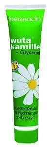 Hidratante Crema Herbacin de manzanilla Manos y Pot 75 ml de glicerina vegetal