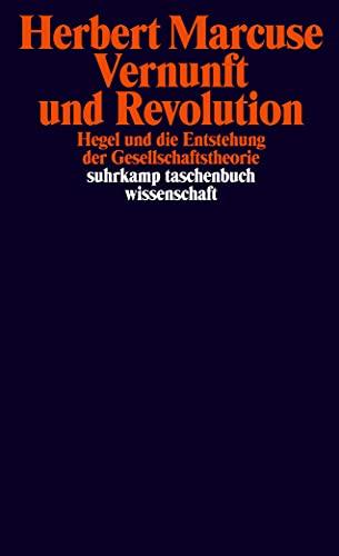 Vernunft und Revolution: Hegel und die Entstehung der Gesellschaftstheorie: 2325