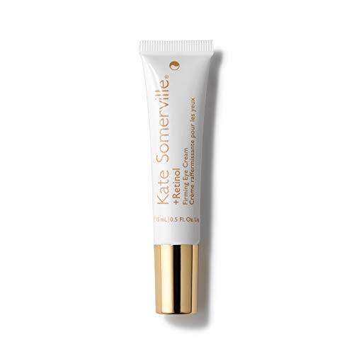 Kate Somerville +Retinol Firming Eye Cream | Advanced Eye Wrinkle Treatment | Clinically Proven to Firm & Smooth | 0.5 Fl Oz