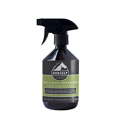 HORSELY Spray detergente e districante per criniera e...