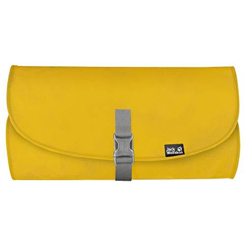Jack Wolfskin Unisex– Erwachsene Waschsalon Zusatztasche, Dark Sulphur, One Size